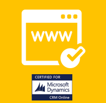 dynamics crm online webtracking marketing